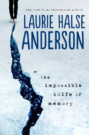The Impossible Knife of Memory by Laurie Halse Anderson book review is a great YA read about  some tough subjects/topics.  Divorce, PTSD, and overcoming the hard in life.  There even is a touch of romance.  High school kids (9th and up) will enjoy the story, and adults will appreciate the depth.  Alohamora Open a Book http://alohamoraopenabook.blogspot.com/