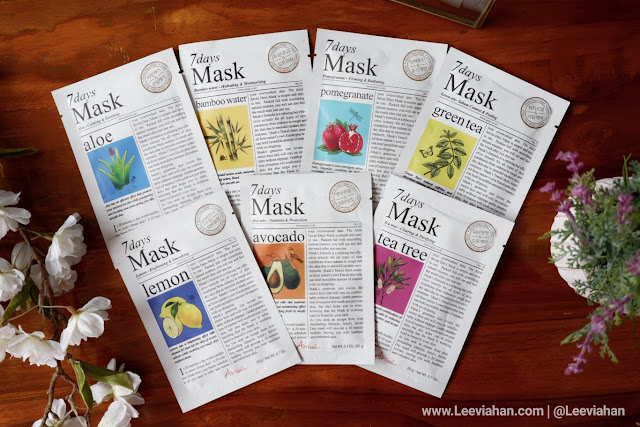Ariul Sheet Mask, Ariul Indonesia, Masker Ariul, Sheet Mask