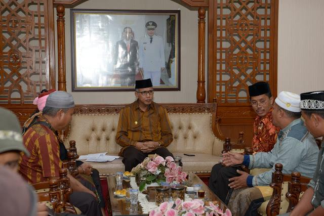 Pemerintah Aceh Dukung Penyelenggaraan Muzakarah Ulama se-Aceh