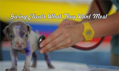 Giving Clients What They Want Most