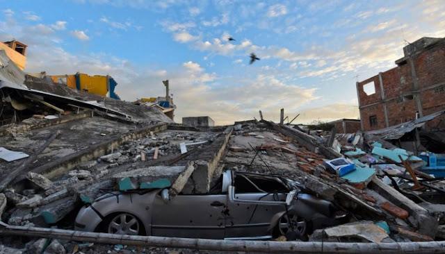 Enam Fakta Seputaran Fenomena Gempa Bumi Yang Jarang Diketahui