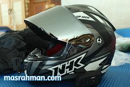 Helm Fullface Pertama Yang Masih Dipake Sampe Sekarang - Nhk GP1000 Review