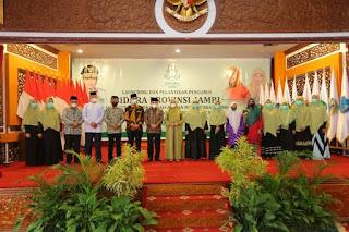 Gubernur Al Haris Lantik Pengurus BIDARA Provinsi Jambi.