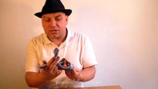 Manualidades y trucos con nudos en el pañuelo 04