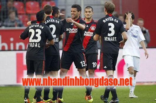 Koln vs Bayer Leverkusen 21h00 ngày 14/12 www.nhandinhbongdaso.net