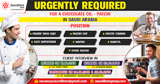 Chocolate Company Patchi Required