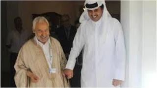 عبد الكريم الهاروني راشد الغنوشي جلب دعم كبيرا من دولة قطر مما يجعل تونس في نعيم كبير