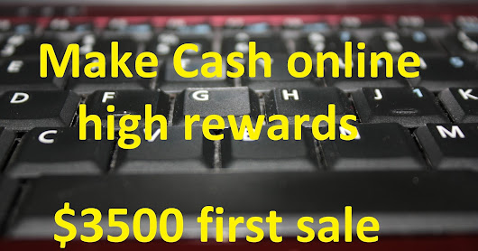 Make Cash On line