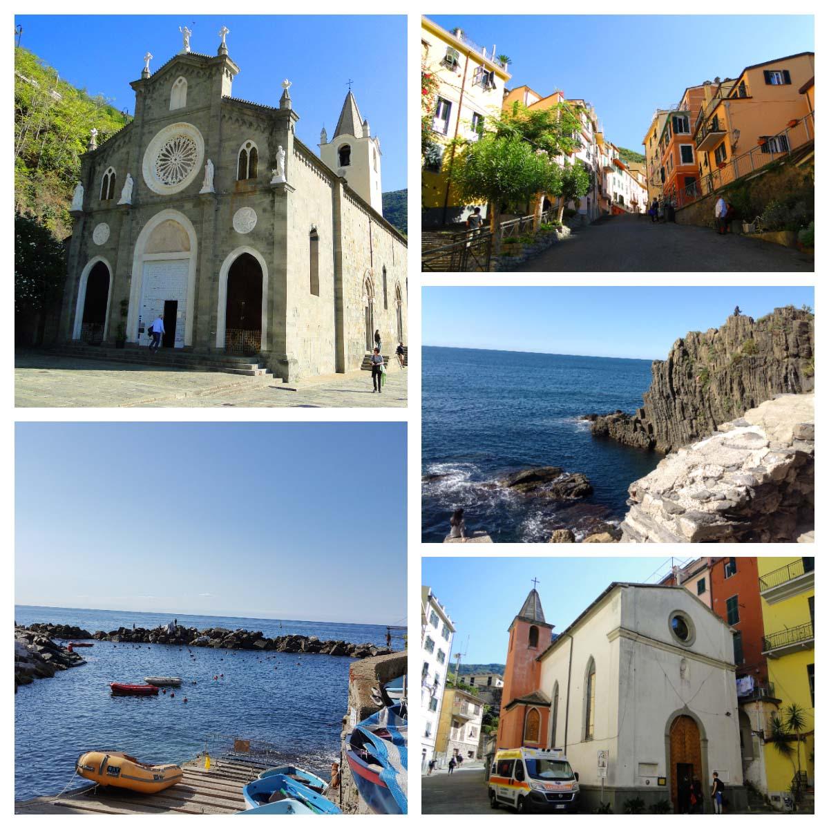 Riomaggiore, Cinque Terre, Itália