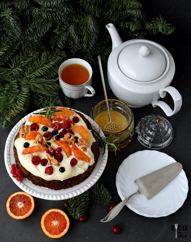ciasto z miodem, ciasto orzechowe, ciasto dyniowe, ciasto z warzywami, ciasto zimowe, zimowe przepisy sezonowe, sezonowe przepisy