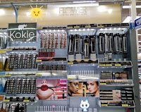 KOKIE cosmetics replace Drew Barrymore FLOWER makeup Walmart stores drugstore Korean brand NEW