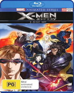X-Men – Miniserie [2xBD25] *Con Audio Latino, no subs