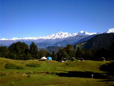 Discover 'mini-Switzerland' in India near Nanda Devi