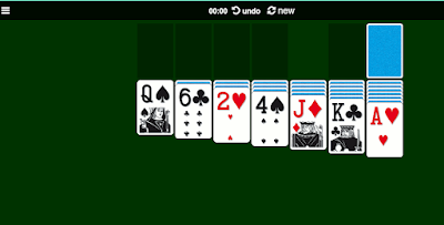 permainan solitaire, solitaire