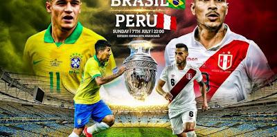 مشاهدة مباراة البرازيل وبيرو بث مباشر اليوم 7-7-2019 في نهائي كوبا امريكا