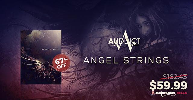 Audio Plugin Deals Angel Strings