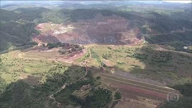 Vale será multada em R$300 mi se não apresentar laudo de barragem de Cocais, decide Justiça