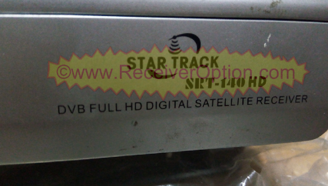 STAR TRACK SRT-140 HD RECEIVER BISS KEY OPTION