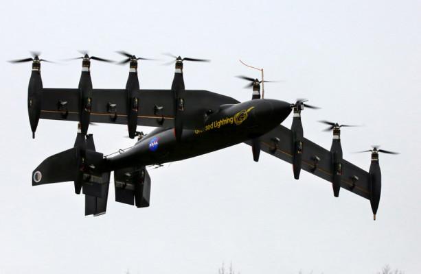 Drone Tilt Rotor
