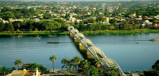Cầu Tràng Tiền - Thành phố Huế