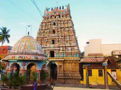 Chakrapani Temple Kumbakonam