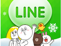 DOWNLOAD LINE MOD FREE STICKER AND THEME