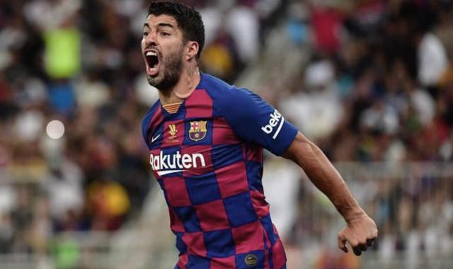 رسمياً لويس سواريز ينضم إلى أتلتيكو مدريد