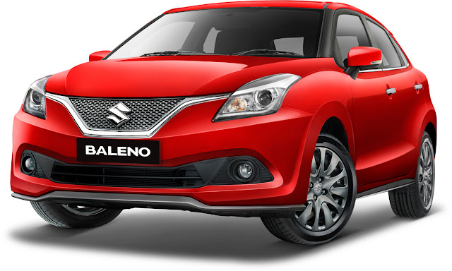 SUZUKI ALL NEW BALENO