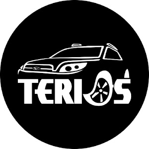Cover Ban Terios Type 38
