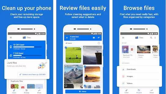 Cara Menyembunyikan File di Android Dengan Files by Google-3