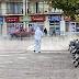 Municipalidad de Cauquenes reitera que mantiene jornadas de sanitización frente a la pandemia
