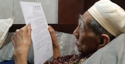 Gus Yasin Ungkap Wasiat KH Maimoen Zubair: Jaga NU