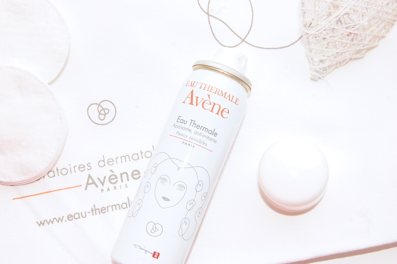 Read my Eau Thermale Avene Spray review here