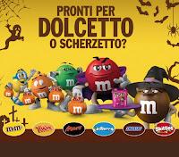 Concorso Mars Halloween : vinci buoni spesa da 100€