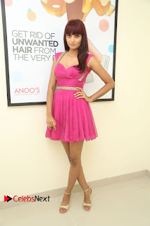 Actress Model Sharoon Pictures at Anoos Franchise Salon and Clinic Launch  0077.JPG