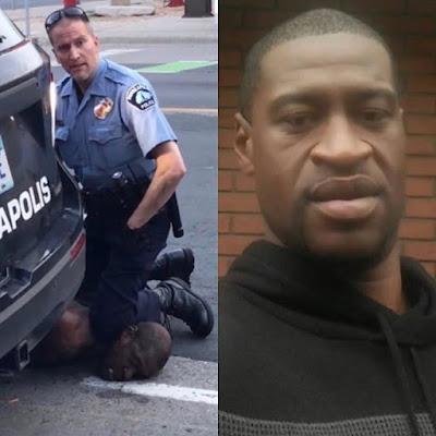 George Floyd Killing By Minneapolis police