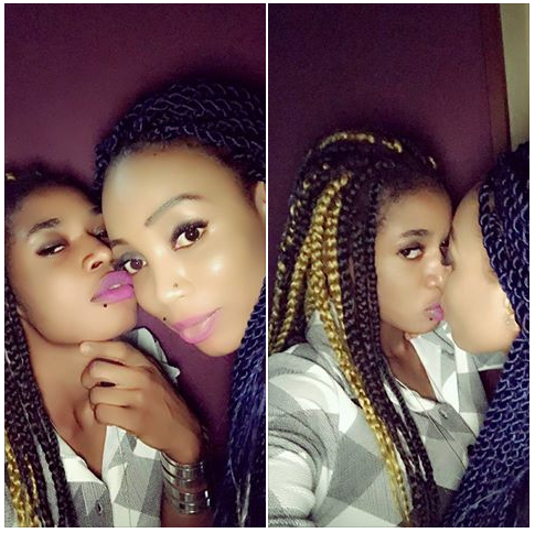 See The Trending Photos These Lesbians Uploaded On Facebook