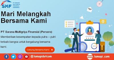 Lowongan Kerja BUMN PT Sarana Multigriya Finansial