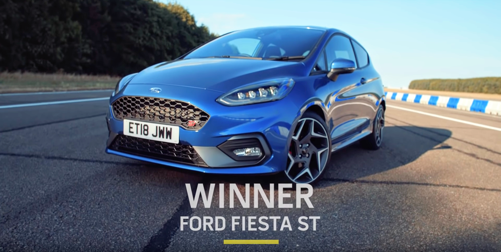 Ford Europe Ford Fiesta St Vs Mini Cooper S