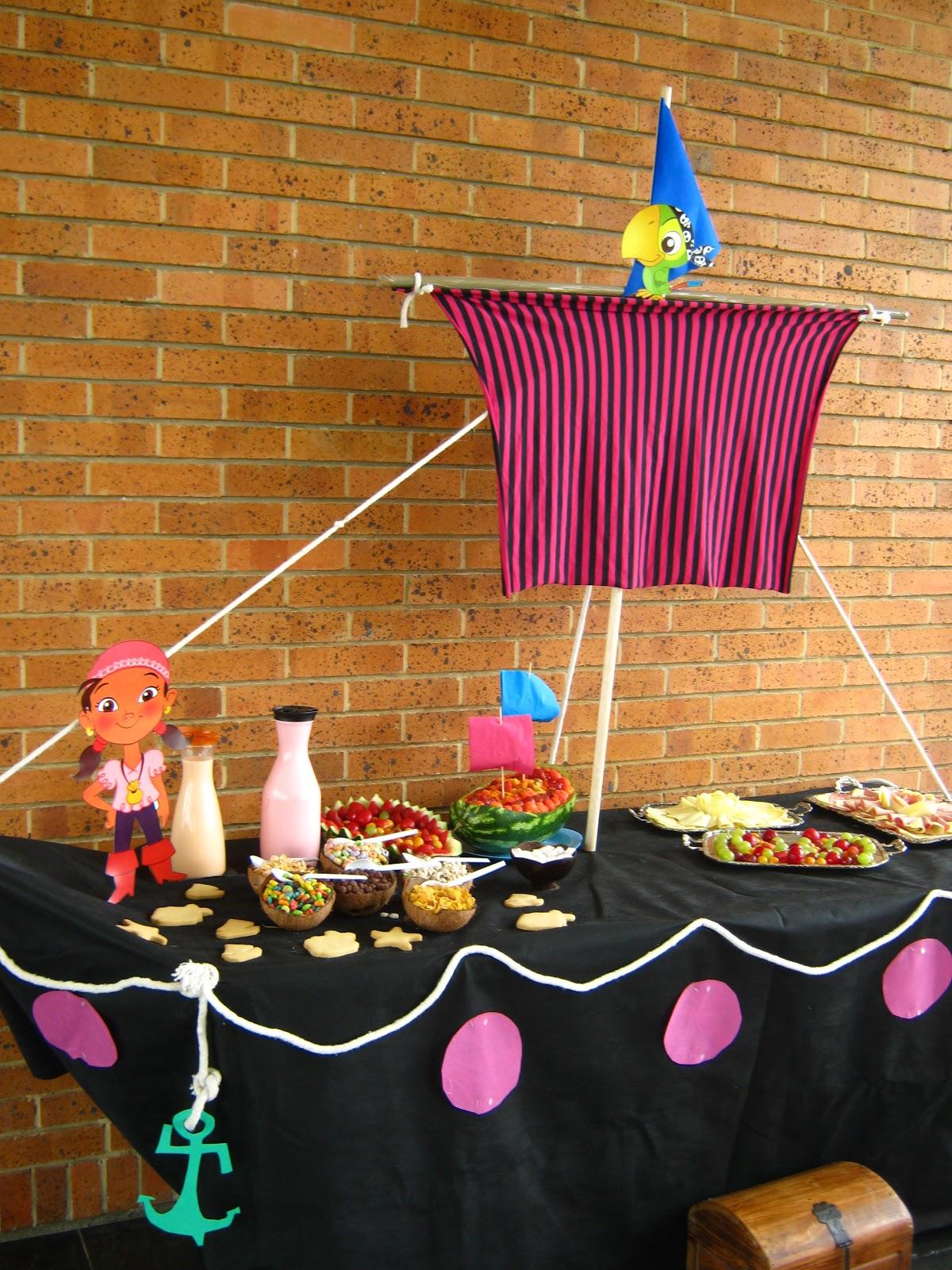 Fiestas de Cumpleaños - Ideas para la decoración de