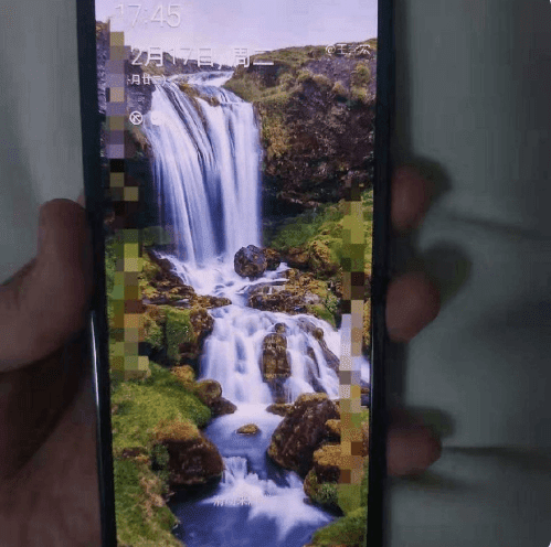 Samsung Galaxy Fold 2 live photos surface online