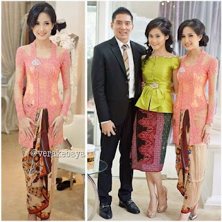 model kebaya simple buat pesta