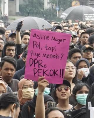 Asline Mager Pol, Tapi Piye Meneh? DPRe PEKOK!!