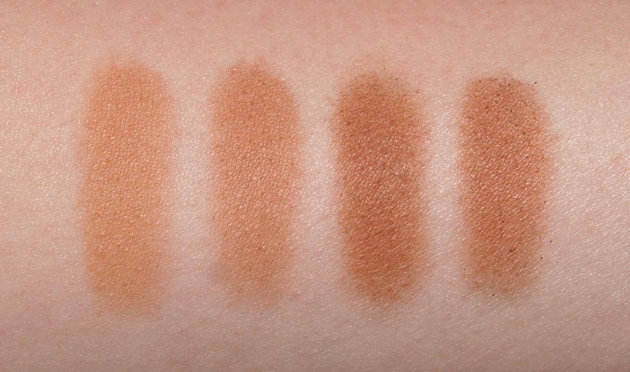 guerlain terracotta 4 seasons bronzer 02 brunette swatches