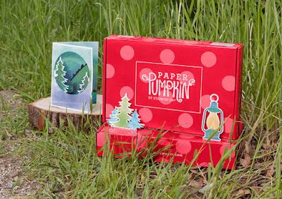 July 2021 Paper Pumpkin Craft Kit Let the Adventure Begin