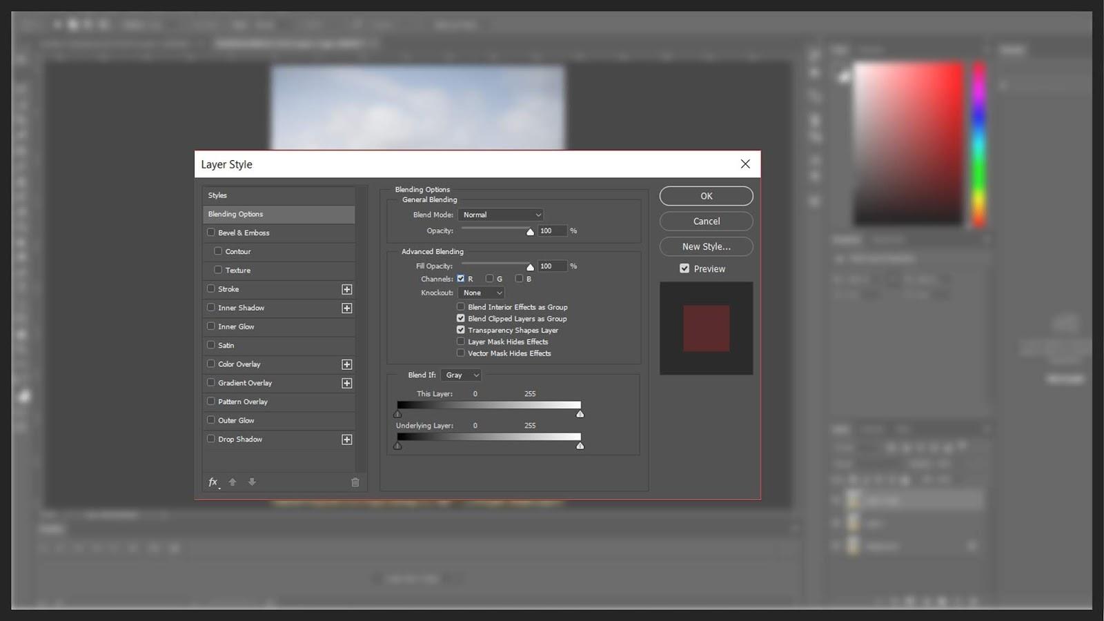 Cara Mudah Membuat 3D Effect Anaglyph - Photoshop Tutorial