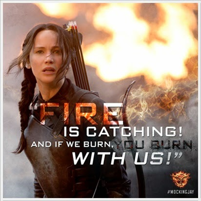 Fire Is Catching...And If We Burn, You Burn With Us