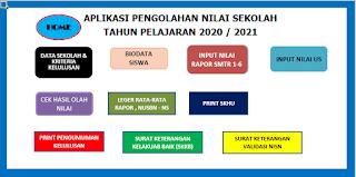 DOWNLOAD APLIKASI SKHU SMP TAHUN PELAJARAN 2020/2021
