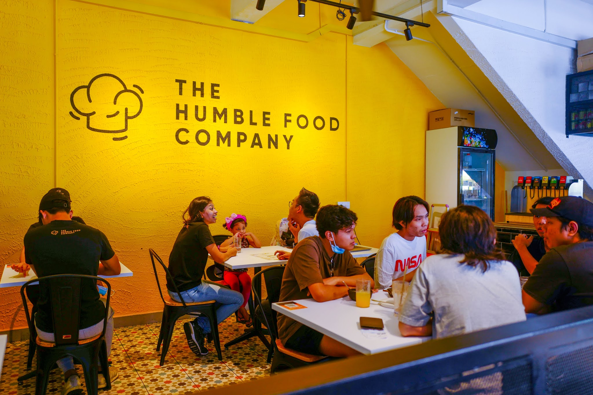 the humble food company, shah alam