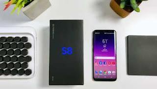 Kelebihan Samsung Galaxy S8